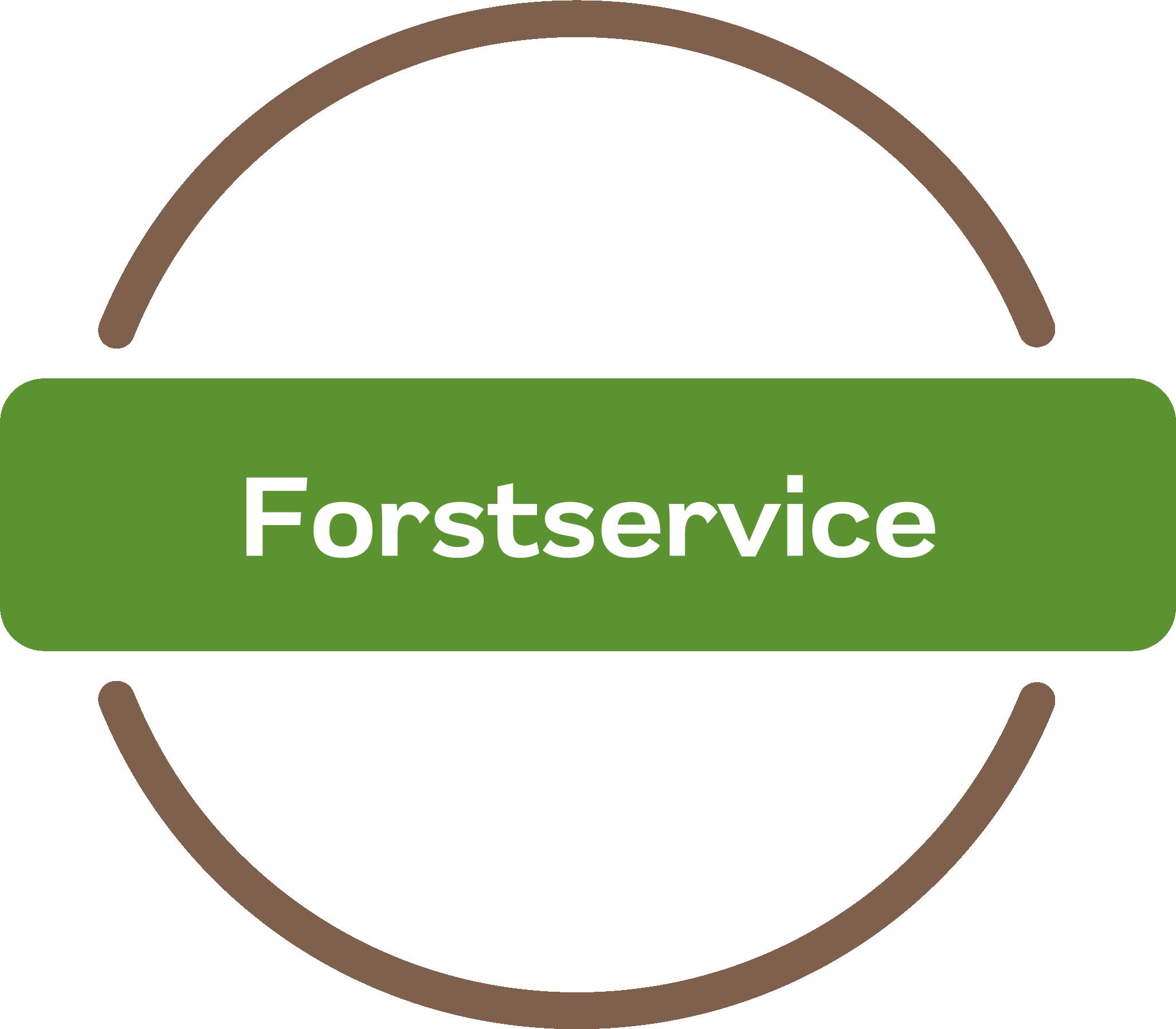 Forstservice Dienstleistung