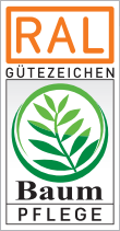 Ral Logo Gütezeichen Baumpflege